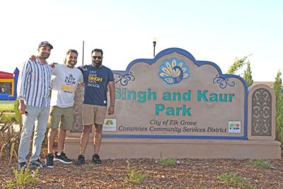 Singh and Kaur Park