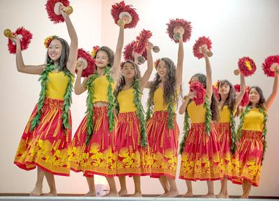 Makamae Melia O Polynesia