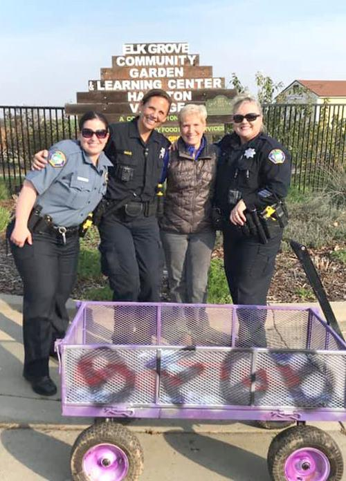 Thieves steal equipment from community garden | News
