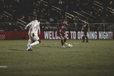 Penagos hoping to add to his role with Sac Republic FC