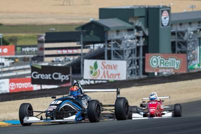 Northern California locals round out SCCA Championship