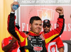 Athlete of the Year: Kyle Larson