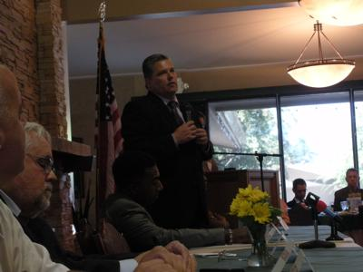 Election '16: Mayoral candidates address city issues at Chamber luncheon