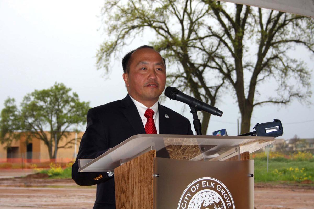 Mayor Steve Ly