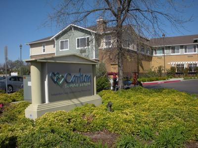 Carlton Senior Living complex