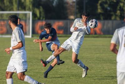 CRC Men's Soccer #1