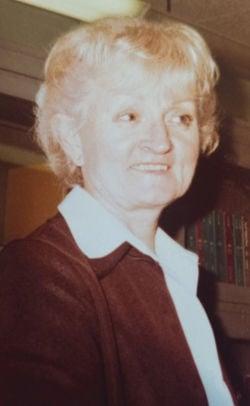 Gladys Irene Von Dolteren (nee Lezniak)
