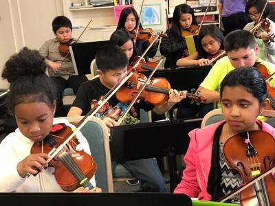 Photos courtesy of the Sacramento Performing Arts Conservatory