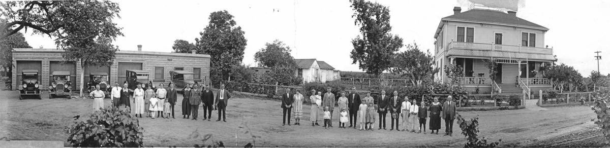Kammerer family members