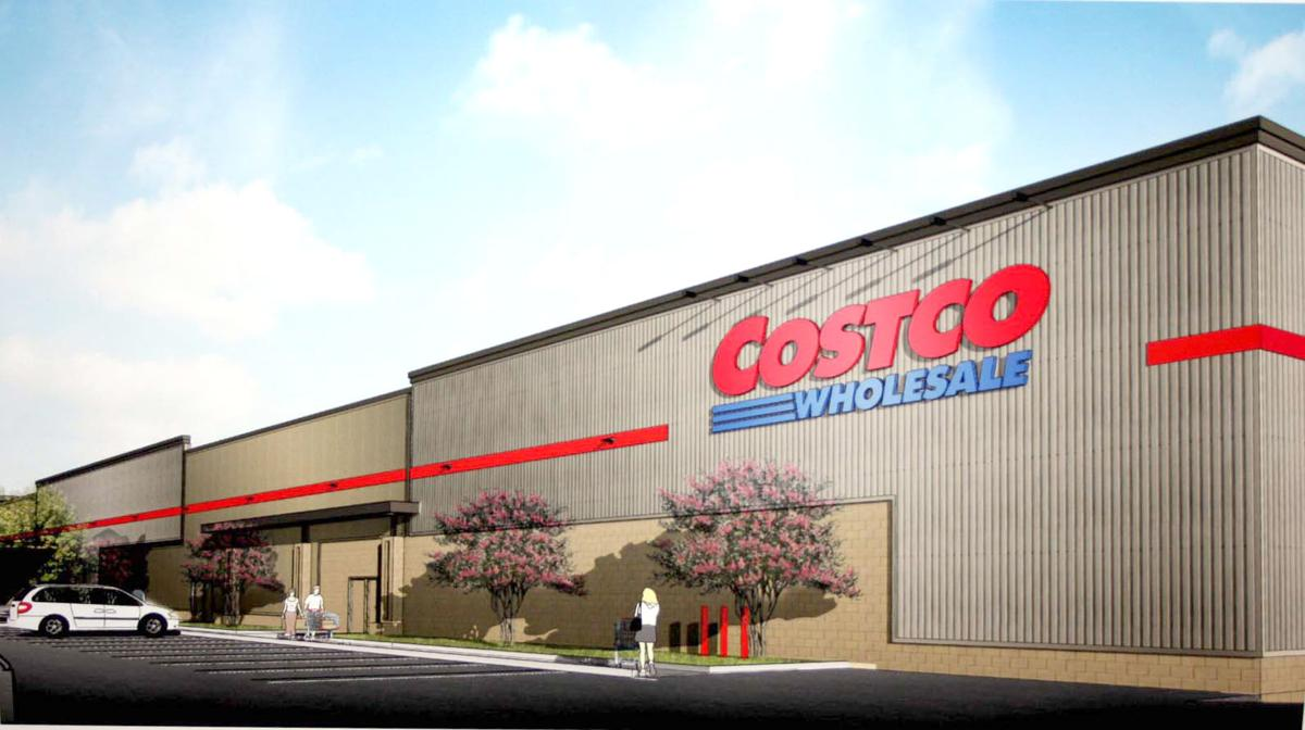 368a9c833acec Building permits pulled for Elk Grove's future Costco store | News ...