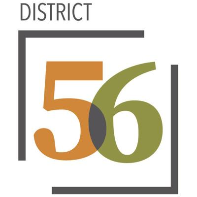 logo for District56