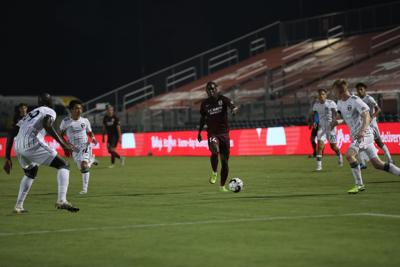 Ashkanov Apollon of Sacramento Republic FC
