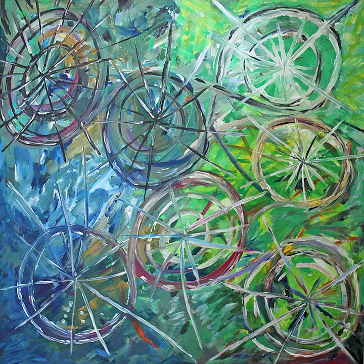 spirituality on the canvas