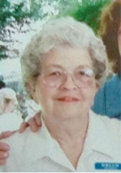 Eda Bernice Scheuffele