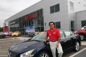 Nissan Elk Grove >> Bassett Joins Nissan Of Elk Grove News Egcitizen Com