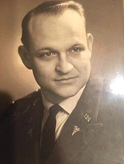 """Dr. Grover William """"Bill"""" Bedeau Jr."""