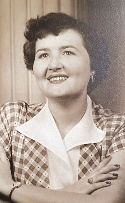 Ruth Lillie Mae Young