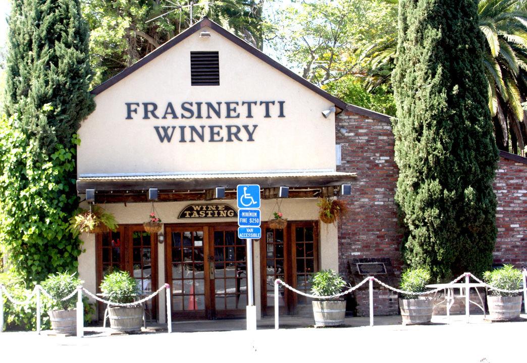 historic winery