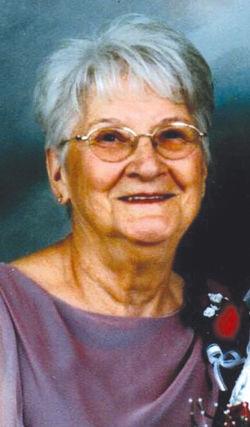 Edna Mae Brown (Hardin)