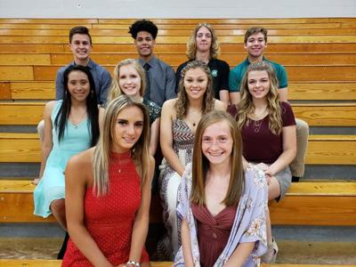 Concord honors spring athletes