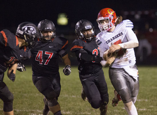 Wet, muddy field can't slow 7-0 NorthWood