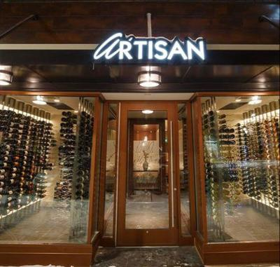 Artisan ranked among Top 100 restaurants