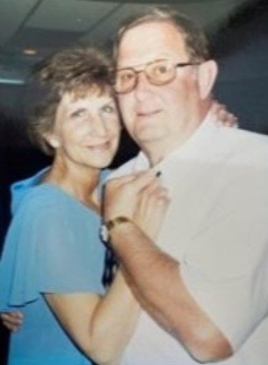 Dianne and John Cleveland