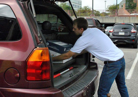 Event keeps documents safe, out of landfill