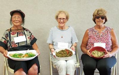 Tomato and Basil recipe takes Green Beans contest