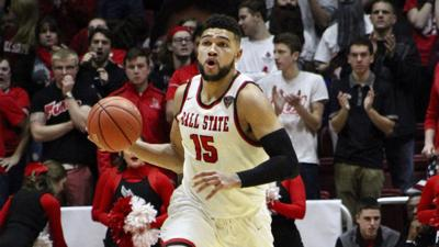 Concord grad, Ball State basketball star Franko House signs with NFL's Chicago Bears