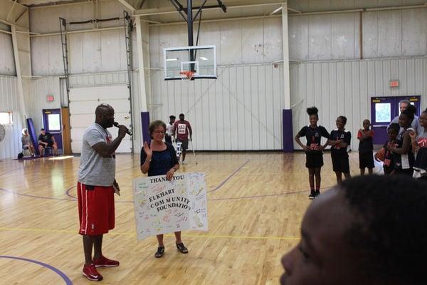 Basketball at Tolson a winner