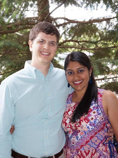 (P) Reid Erekson and Anisha Chakrabarti