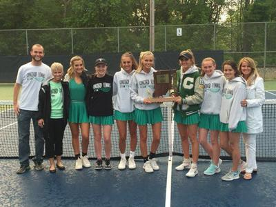 Rain doesn't bother Concord in sectional title match