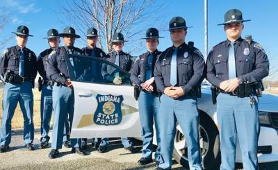 8 new state troopers join Toll Road Post