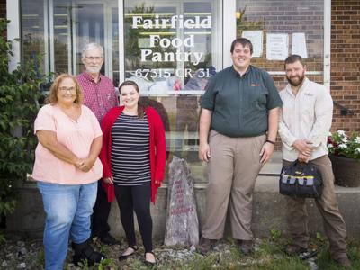 Food pantry relocates