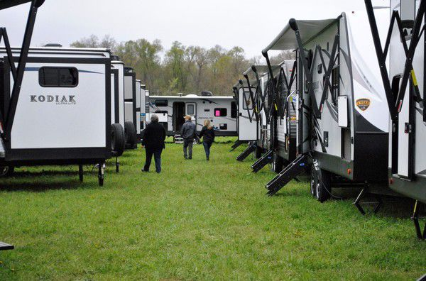 RV show expected to draw a crowd