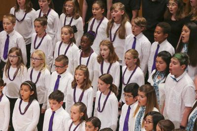 Auditions for Community School of the Arts youth choirs scheduled