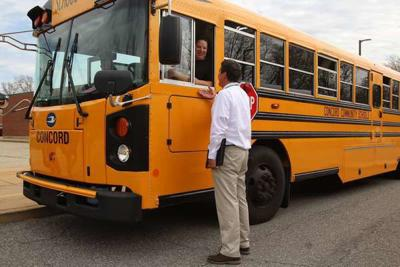 Concord hikes pay for bus drivers, offers insurance