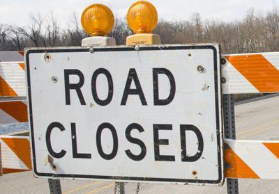 Streets to close for milling