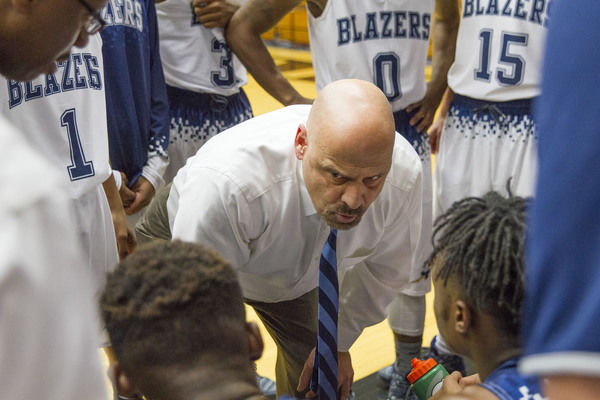 Blazer coach Smith 'blessed' by North Side Gym debut