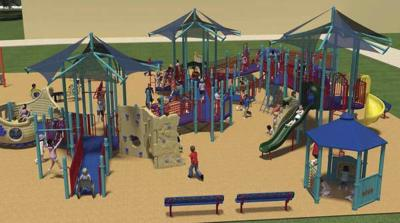 Goshen awards playground bid after modifying contract