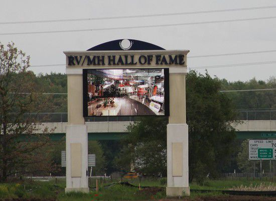 Expansion of RV Hall of Fame under way