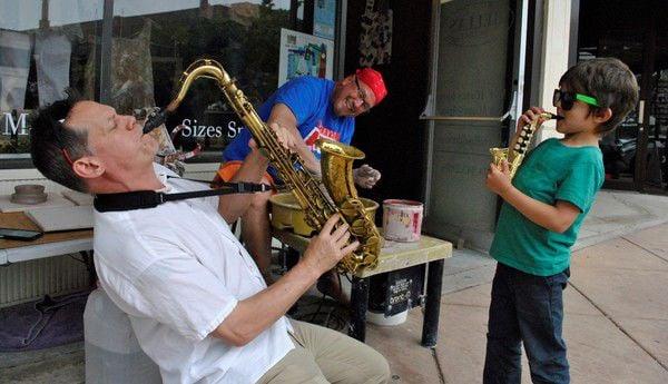 Jazz music takes center stage at June ArtWalk