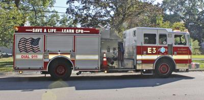 Fire department responds to two home fires Sunday