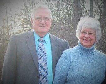 (P) Elmer Ray Caudill and Barbara Caudill