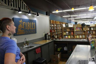 Fables book shop hits 3-month mark