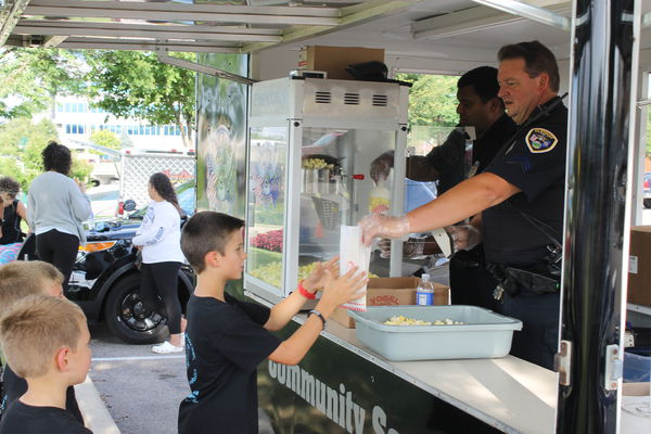 Community connects at National Night Out