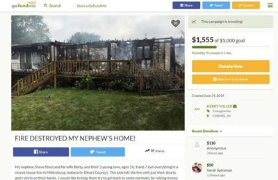 Millersburg family loses their home in fire