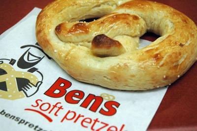 Ben's Soft Pretzels are going mobile
