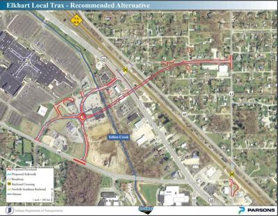 Rail overpass designers questioned on public input